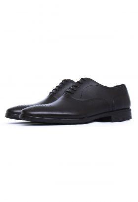 کفش رسمی مردانه چرم طبیعی Record