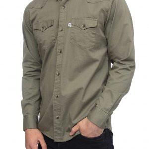 پیراهن کتان مردانه Cactus