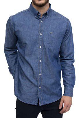 پیراهن جین کلاسیک مردانه POLO