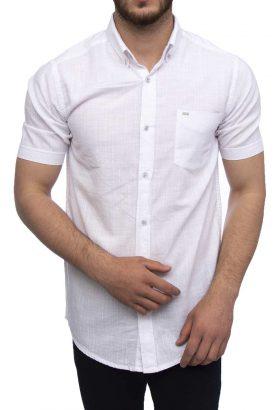 پیراهن کلاسیک آستین کوتاه مردانه POLO