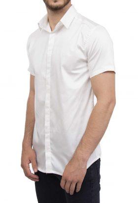 پیراهن آستین کوتاه مردانه Burberry