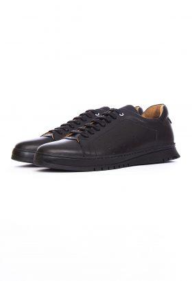 کفش راحتی چرم طبیعی مردانه Bugatti