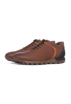 کفش کتانی چرم طبیعی مردانه Cavalli