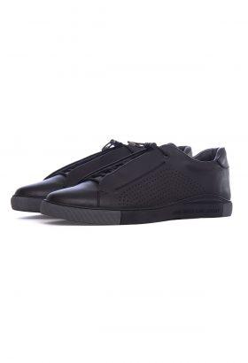 کفش راحتی چرم طبیعی مردانه P.O