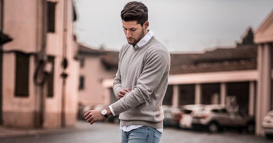 خرید بلوز مردانه شیک از سال ست