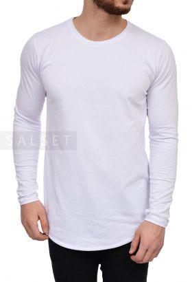 تیشرت مردانه لانگ آستین بلند