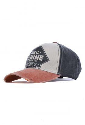 کلاه نقابدار کتان Shine مدل 376