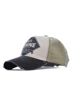 کلاه نقابدار کتان Shine مدل 373