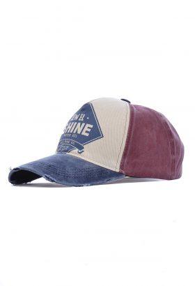کلاه نقابدار کتان Shine مدل 375