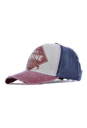 کلاه نقابدار کتان Shine مدل 374