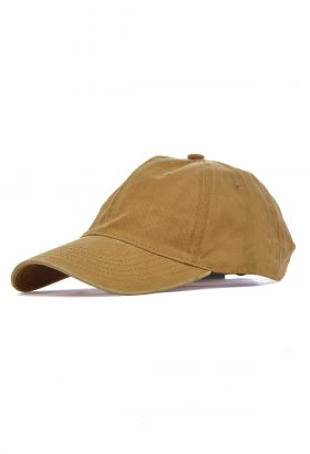 کلاه نقابدار کتان خاکی 369