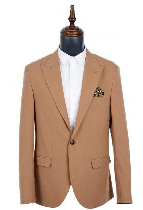 کت تک مردانه شتری 1733