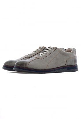 کفش راحتی مردانه چرم طبیعی W.M طوسی 652