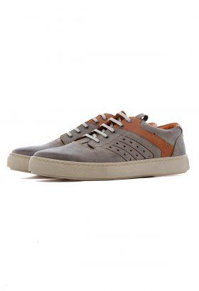 کفش راحتی مردانه چرم طبیعی W.M طوسی 653