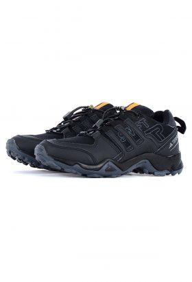 کفش ورزشی مردانه طرح adidas مشکی 657