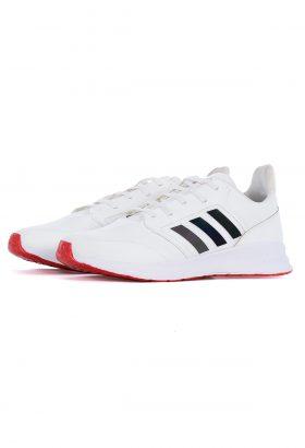کفش ورزشی مردانه طرح adidas سفید 654