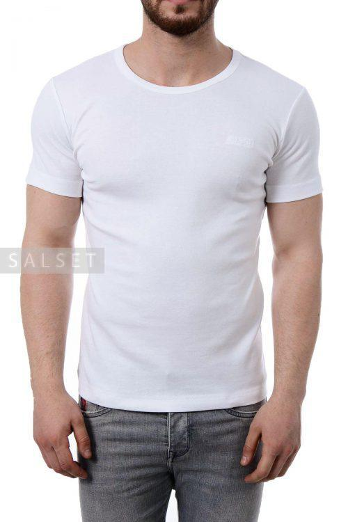 تیشرت مردانه طرح GUCCI سفید 1737