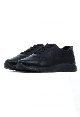 کفش ورزشی مردانه مشکی 656