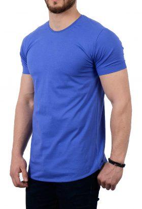 تیشرت مردانه طرح ZARA آبی 1792