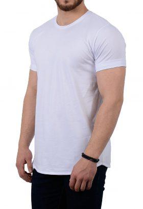 تیشرت مردانه طرح ZARA سفید 1794