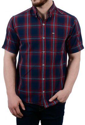 پیراهن آستین کوتاه مردانه POLO مدل 1850