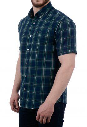 پیراهن آستین کوتاه مردانه POLO مدل 1846