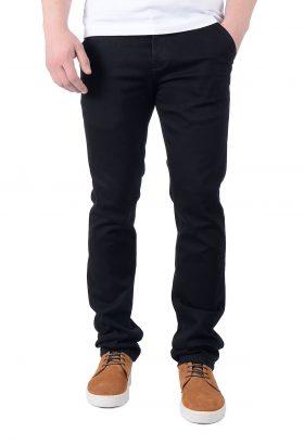 شلوار جین مردانه راسته STEFANO RICCI مشکی 605