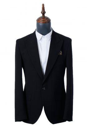 کت تک مردانه JAKA MEN مشکی 1802