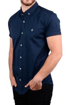پیراهن آستین کوتاه مردانه Hermes سرمهای 2014