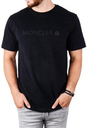 تیشرت مردانه Moncler مشکی 2045