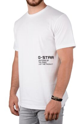 تیشرت مردانه G-STAR سفید 2048