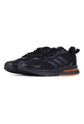 کفش ورزشی مردانه طرح adidas مشکی 676