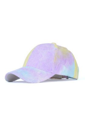 کلاه مردانه مخمل کبریتی آبرنگی مدل 433