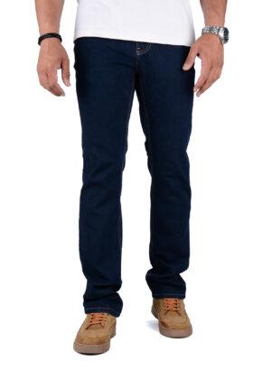 شلوار جین مردانه کلاسیک Wrangler سرمهای 695