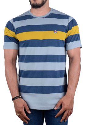 تیشرت مردانه کلاسیک Pop زرد 2160