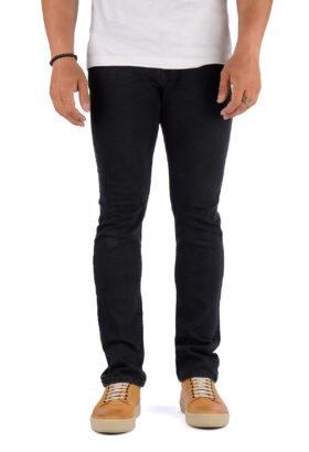 شلوار جین مردانه راسته Pull&Bear ذغالی