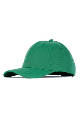 کلاه مردانه کتان سبز مدل 450