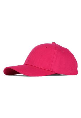 کلاه مردانه کتان سرخابی مدل 455